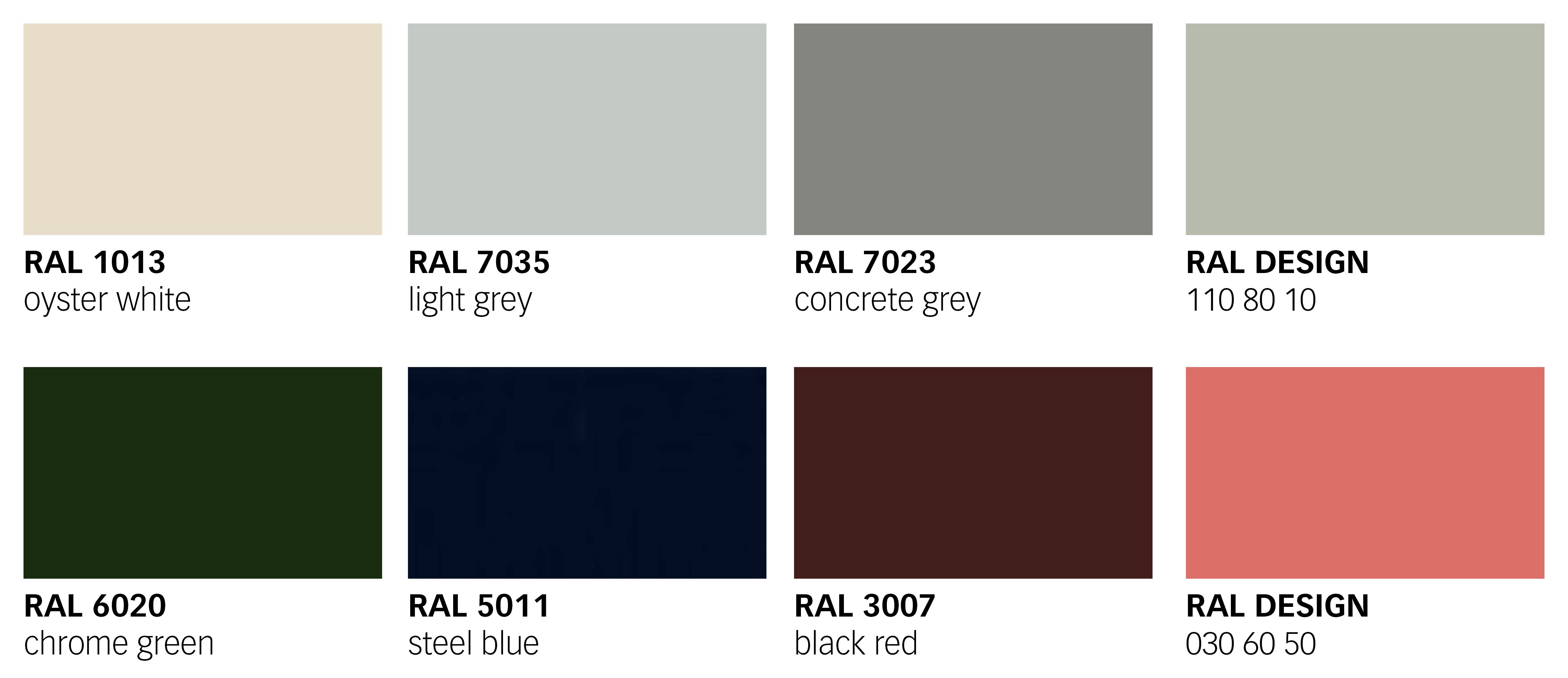 trend kleuren